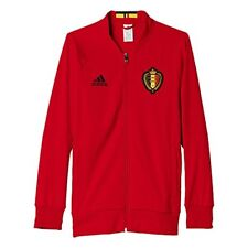 Adidas Belgium anth Jacket Equipes nationales L-red / Black