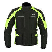 GMA chaqueta de Moto Hombre Cordura Nueva super calidad S,M,L,XL,XXL,3XL,4XL