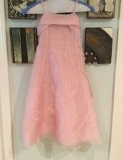 Girls Flower Girl / Pageant Dress Pink Size 5-6