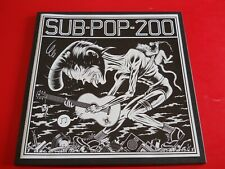 VARIOUS - SUB POP 200 - 3 LP BOX SET