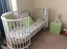 Stokke Junior Fitted Sheet With Pillowcase