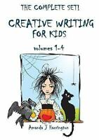 Creative Writing for Kids volumes 1-4, Like New Used, Free shipping in the US