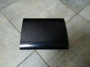 Sony PlayStation 3 PS3 Nera SuperSlim 12gb CECH-4304A [LEGGERE LA DESCRIZIONE]