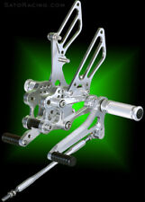 Kawasaki NINJA ZX10 04-05 SATO Racing Rear Sets Foot Pegs