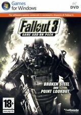 Fallout 3 Game Add On 2 Broken Steel PC Bethesda