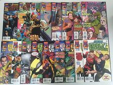 Star Trek Starfleet Academy Early Voyages Marvel comic book lot of 47 issues