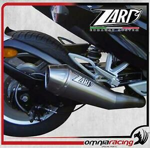 Zard conical steel racing slip on exhaust for Can-am Spyder 1000 2007 07>