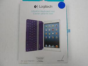 Logitech Ultrathin Keyboard MINI # 920-005502  Purple
