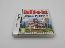 Build a lot become a property tycoon - Nintendo ds dsi ds lite, ds xl 2ds 3ds