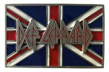 Def Leppard Officially Licensed Belt Buckle GALB 4705
