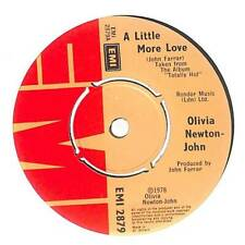 "Olivia Newton-John - A Little More Love - 7"" Vinyl Record Single"