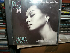 Diana Ross - Stolen Moments (The Lady Sings...Jazz & Blues/Live Recording, 1993)