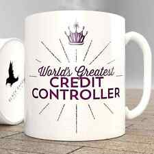World's Greatest Credit Controller - Mug