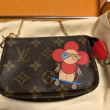 * [New] Louis Vuitton Authentic Mini Pochette Accessoir Japan Limited Monogram *