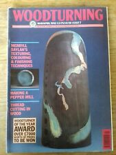 Woodturning Magazine The Woodturner Issue No 7 - March / April 1992