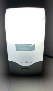 Verilux Happy Light 2500 Full Spectrum Lamp Mood Therapy System for Winter Blues