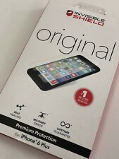 Zagg invisibleSHIELD Original Screen Protector for iPhone 6 Plus / 6s Plus