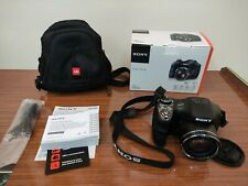 Sony DSC-H300 Digital Camera Cyber-Shot 20.1MP 35x Zoom with box Extras