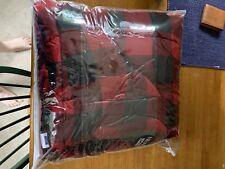 The Big One - Red Buffalo Check Twin Comforter