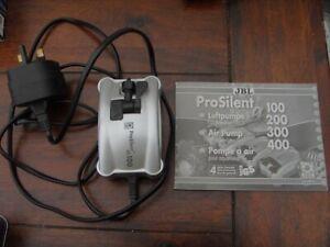 pro silent 100 fish tank / aquaruim air pump