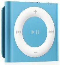 Apple iPod shuffle 4. Generation Blau (2GB) (aktuellstes Modell)