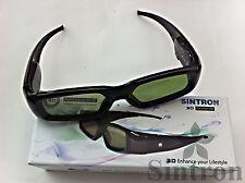 2 pairs 3D Active Shutter Glasses for Panasonic VT20 VT30 GT20 GT30 ST30 series