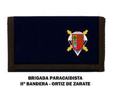 MONEDEROS Y BILLETEROS: BRIPAC - IIIª BANDERA - ORTIZ DE ZARATE