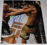 TITO ORTIZ SIGNED 8X10 PHOTO AUTHENTIC AUTOGRAPH MMA UFC FIGHTER COA A