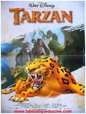 TARZAN Affiche Cinéma Originale / Movie Poster WALT DISNEY MOD B