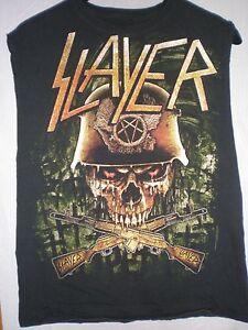 Slayer T SHIRT 2011 MEDIUM