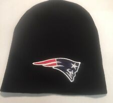 New England Patriots Black Beanie  Winter  Hat Scull Cap
