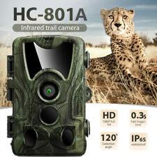 1080P HD HC-801A Hunting Trail Camera 16MP IR Night Vision Wildlife Scouting Cam