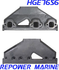 Exhaust Manifold for 4.3L V6 Volvo Penta & OMC, Replaces: 3857656, 3847499