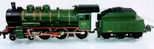 Marklin HO 3086 Diecast 4-6-0 Belgium Steam Locomotive and Tender BR64 SNCB/NMBS
