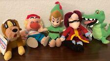 Disney Store Beanie Babies - Peter Pan