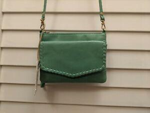 NWT Hobo International Stroll Mint Green. Retail $148.