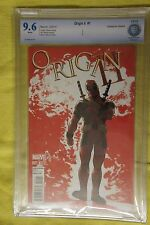 Wolverine Origins 2 #1 deadpool variant CBCS 9.6