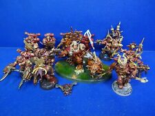 Mighty Lord of Khorne + Champion + 10 Khorne Marines der Chaos Space Marines