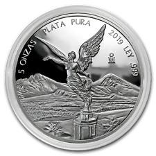 2019 Mexico 5 oz Silver Libertad Proof (encapsulated)