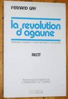 Fernand Gay LA REVOLUTION D'AGAUNE Edmond Humeau Suisse Saint-Maurice valais