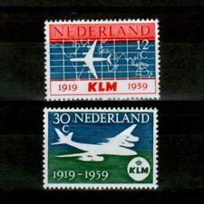 PAYS-BAS - NEDERLAND n° 710/711 neuf sans charnière