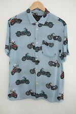 Marc by Marc Jacobs Motorcycle Print Shirt - Size M