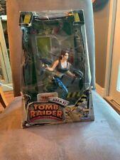 Tomb Raider Laura Croft Area 51 Playmates New In Box.