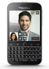 "BlackBerry Classic Q20 Keyboard 16GB 3.5"" QWERTY Smartphone Black Color"