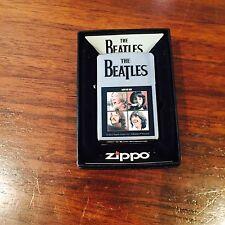 "Zippo Lighter The Beatles ""Let it Be"" 2011 Design"