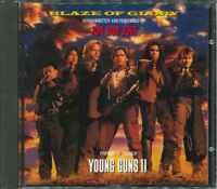 "●-● BON JOVI ""Blaze Of Glory"" Soundtrack CD (Young Guns II)"