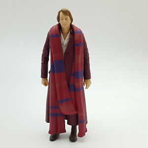 "Doctor Who: The Fifth Doctor Regeneration 5.5"" Action Figure (Castrovalva) VG+"