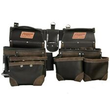 FREE GIFT! AWP HP Tool Rig Bag Leather Belt Brown General Construction