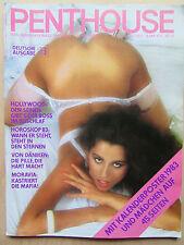 Penthouse (D) 1/1983, Monika Schebesta, Petra Moreno, Brigitte Cimarolli