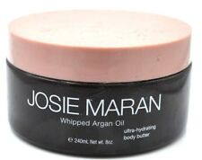 Josie Maran Whipped Argan Oil Hydrating Body Butter Light Bronze Vanilla Peach